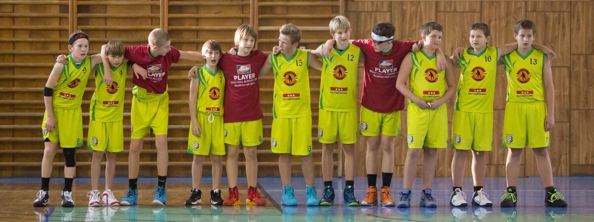 Mladí basketbalisté si nadělili postup do extraligy