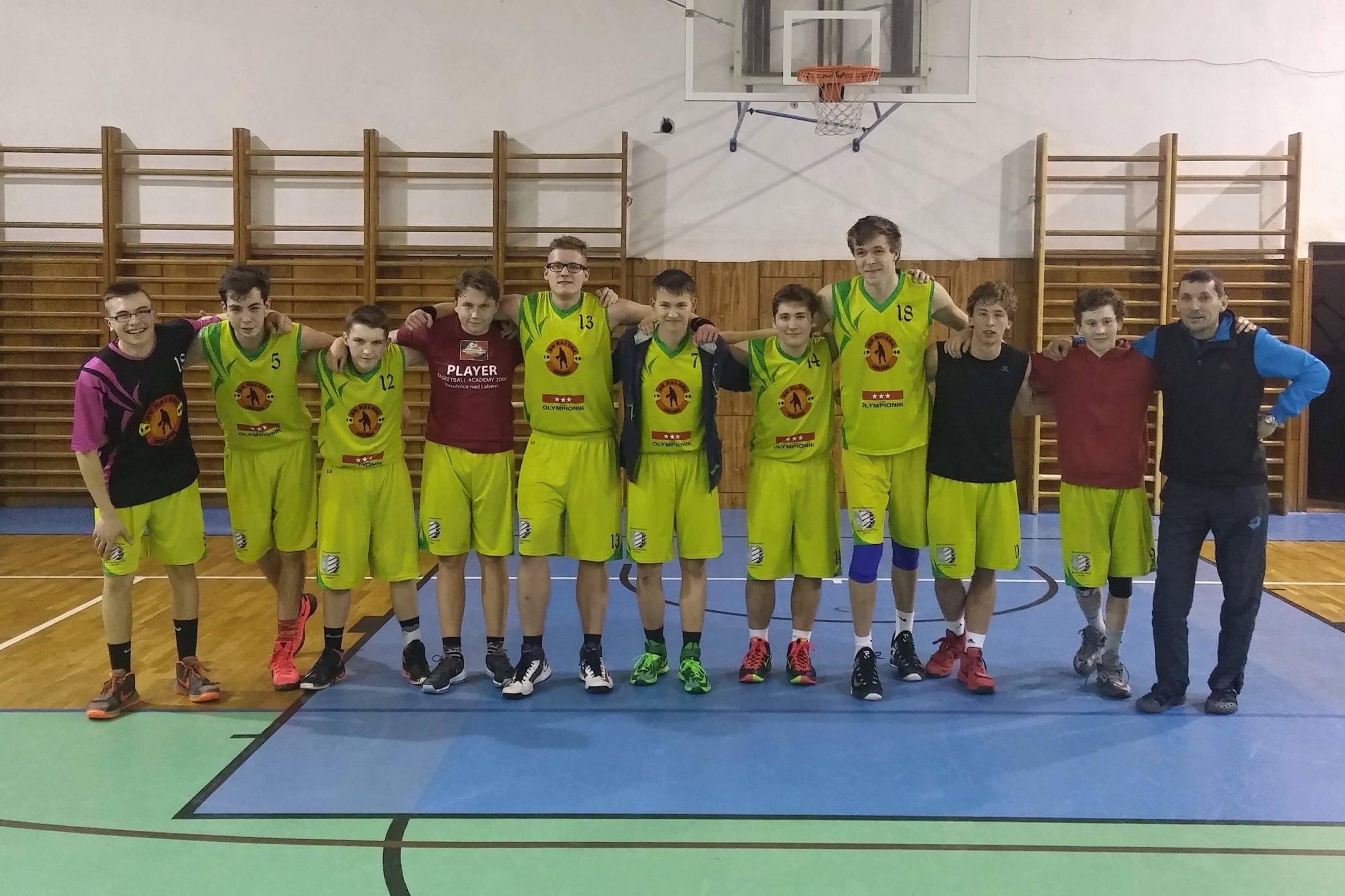 Junioři U19 jsou přeborníkem Středočeského kraje